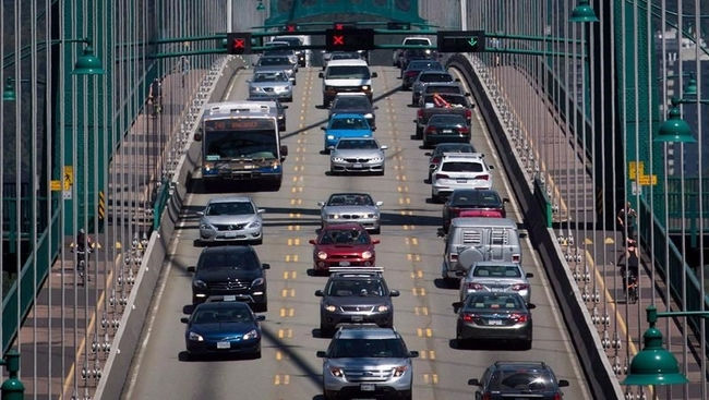B.C. restricts travel in the province