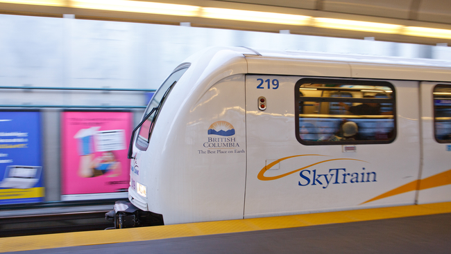 B.C., Ottawa provide $1 billion for transit