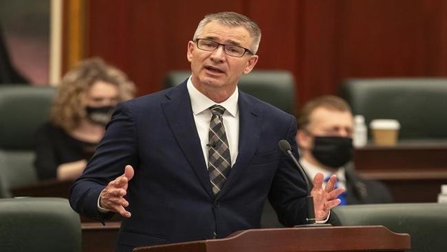 Alberta says Keystone loss 'calculated decision'