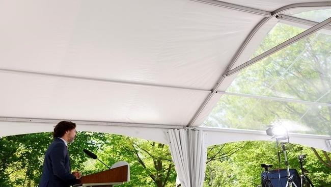 Trudeau co-hosts UN COVID-19 conference as Canada continues Security Council bid