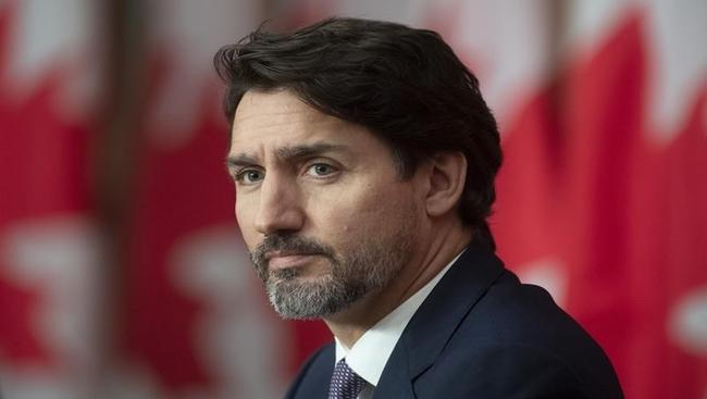 Trudeau says pandemic 'really sucks'