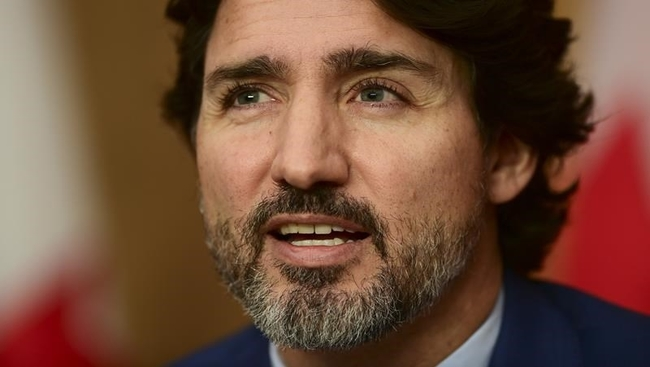 Long-term care needs fixing now: Trudeau