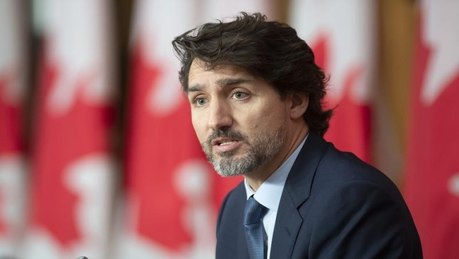Trudeau, EU leaders meet ahead of U.S. election