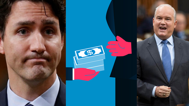 WATCH: Trudeau govt warns of a snap election