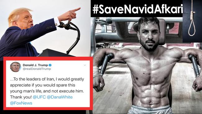 WATCH: TRUMP Asks IRAN to STOP Muslim Wrestler NAVID AFKARI's Execution | Canucks move onto Game 7