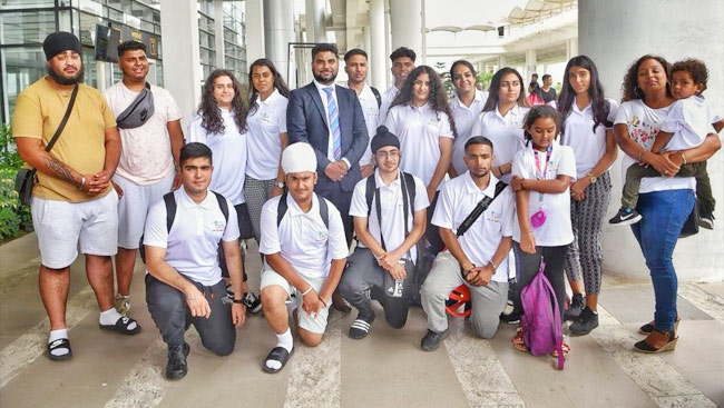 'Connect With Your Roots' Campaign: 14 Youngsters From UK Arrive In Punjab