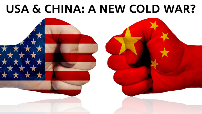 WATCH: US & China, The 21st Century Cold War?