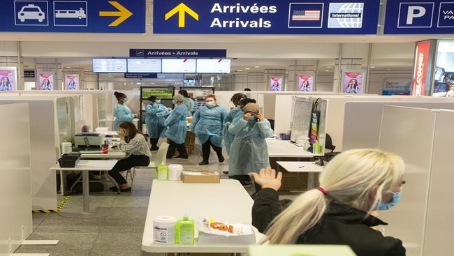 Travellers should prove vaccination: poll