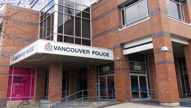 Vancouver Police arrest suspect for mischief after racist incident