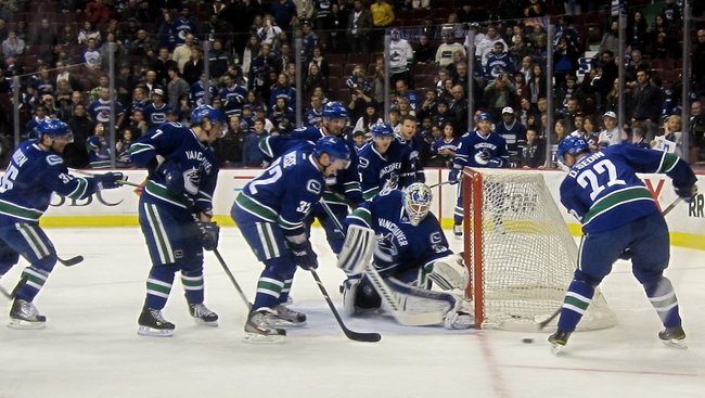NHL declares Vancouver out of the running for 'Hub City'