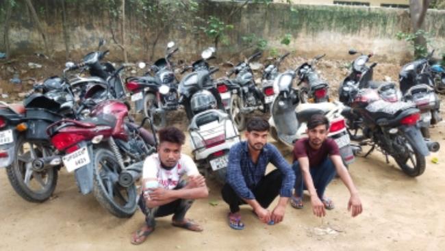 2 gangs of vehicle thieves held in Gurugram, 19 vehicles recovered
