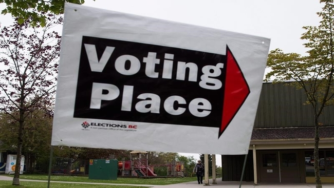 Elections BC probes complaint over mail-in vote