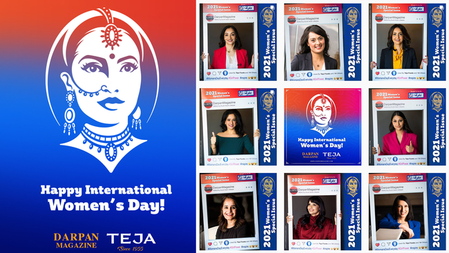 WATCH: Darpan recognizes outstanding South Asian women on International Women's Day
