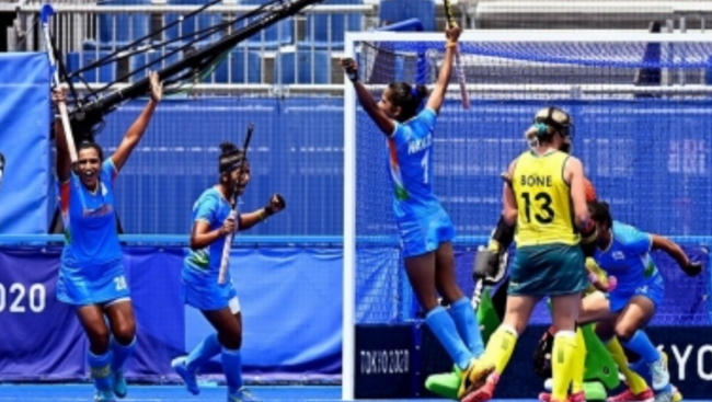 India beat Oz, storms into historic women's hockey Semi Finals