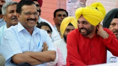 Bhagwant Mann Says Won't Drink From Now, Arvind Kejriwal Terms It 'Sacrifice' For People