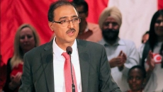 Amarjeet Sohi elected Edmonton's first mayor of South Asian descent