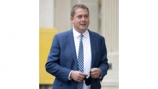 Andrew Scheer not voting in U.S. election