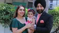 Meet the Arora Family