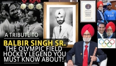 Three time hockey gold medalist, Indian sports legend Balbir Singh Sr passes away at the age of 95
