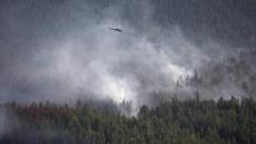 Evacuation alert for wildfire near Princeton, B.C.