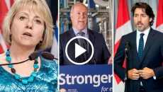 WATCH: Dr.Bonnie Henry receives death threats and Political Pundits say Surrey will play a major role in BCNDP's win in the upcoming provincial election