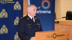 Top Mountie in Kelowna transferred after videos show officer punching suspect