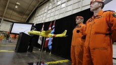 Forces nears end to long search for rescue planes