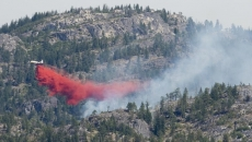 Last evacuation alerts lifted near B.C. wildfire