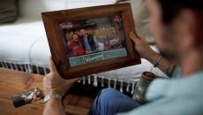 As time ran short, a son rushed to say goodbye