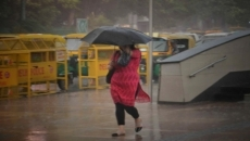 Central Delhi receives 'heavy' rainfall for 3rd straight day