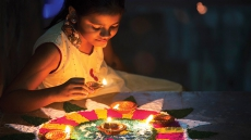 Keeping the Tradition of Diwali Alive
