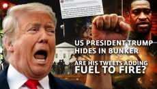 Ban US President Donald Trump from Twitter? Trump forced to hide in WhiteHouse Bunker