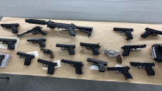 Vancouver Police Report Substantial Increase In Replica Gun Seizures