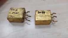 6 kg gold seized at Hyderabad Airport