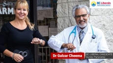 WATCH: Meet Your Candidate: Dr. Gulzar Cheema - Surrey Panorama BC Liberal Party, BC Elections 2020