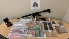 South Asian couple in Alberta charged with drug offences in relation to shooting