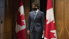 Trudeau hands out advice on Halloween