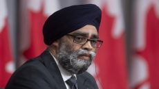Sajjan told military to provide aide in Vancouver