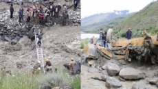 Himachal landslides: 2 BRO officers lose lives in rescue ops
