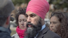 WATCH: Jagmeet Singh Highlighs The 'Powerful Message The Canadians Sent For The Minority Government'