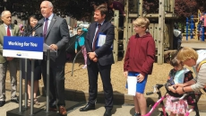 B.C. Premier John Horgan Marks Earth Day With Call For Collective Action