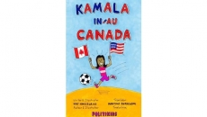 Comic looks at life of Kamala Harris in Canada