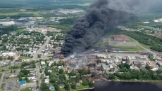 Lac-Megantic marks 7th anniversary of rail disaster