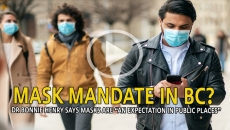 WATCH: IS IT TIME TO MAKE MASKS COMPUSLORY IN PUBLIC PLACES?