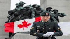 Sentries return to National War Memorial