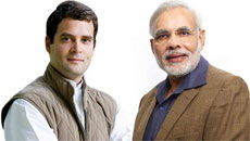 Modi's Approval Slides But Rahul's Not Picking Up: New Poll