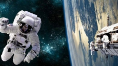 In First, Spacewalk Conducted By Two Women: NASA TV