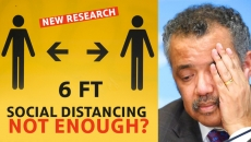 New research sheds light on physical distancing during COVID-19