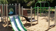 Richmond Students Have Fun, Stay Fit With Three New Playgrounds