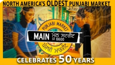 Vancouver's Punjabi market marks its 50th anniversary on May 31